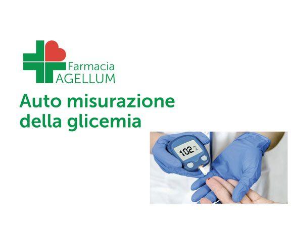 Auto misurazione della glicemia