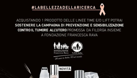 Filorga e #LABELLEZZADELLARICERCA