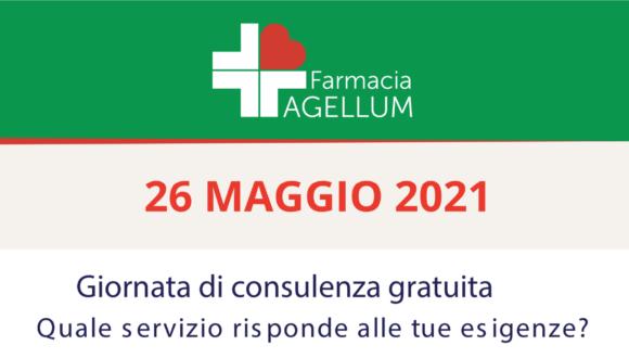 VITALYBRA – Giornata di consulenza gratuita Quale servizio risponde alle tue esigenze? (26 MAGGIO 2021)